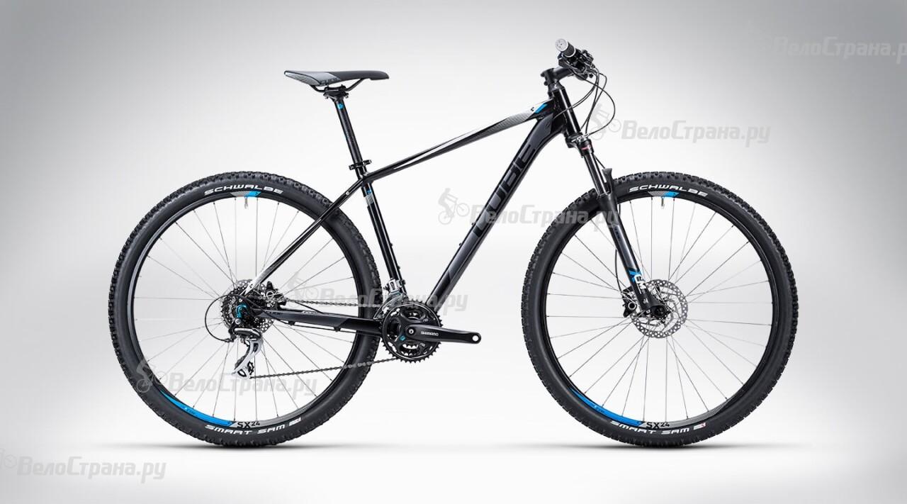 Велосипед Cube Aim SL 29 (2015) велосипед cube aim allroad 26 2015