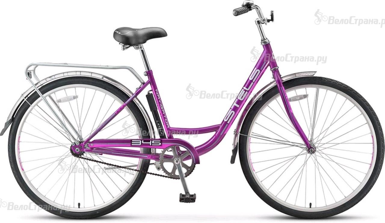 Велосипед Stels Navigator 345 Lady (2016) велосипед stels navigator 150 3sp lady 2016