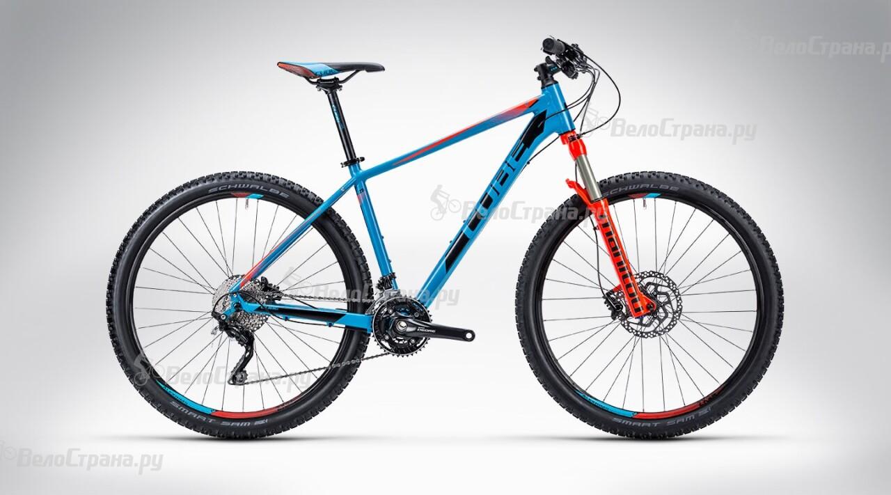 Велосипед Cube Acid 27.5 (2015) велосипед cube acid 29 2015