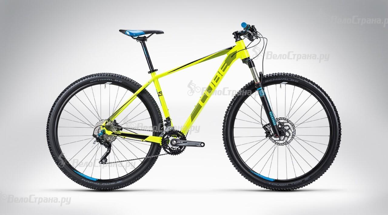Велосипед Cube LTD Pro 29 (2015)