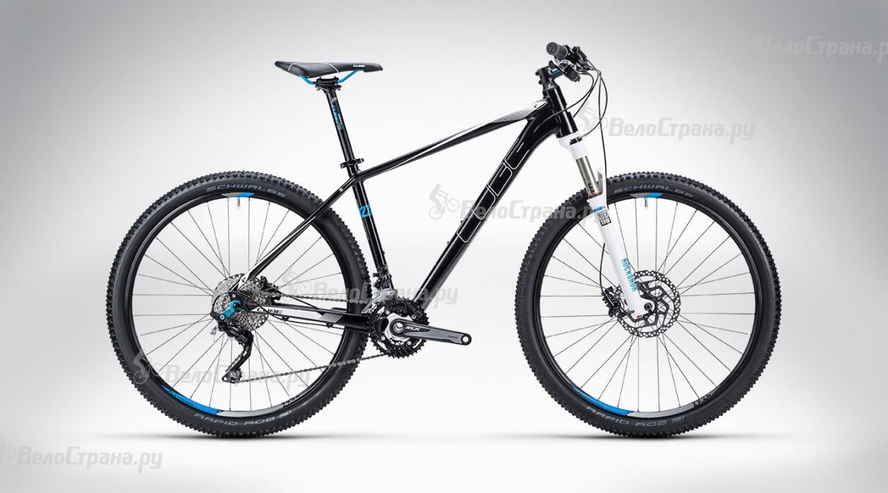 Велосипед Cube LTD Pro 27.5 (2015)
