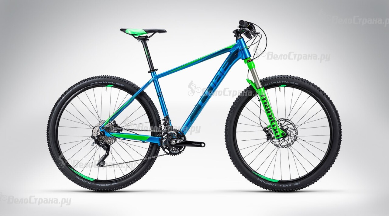 Велосипед Cube LTD Race 27.5 (2015)