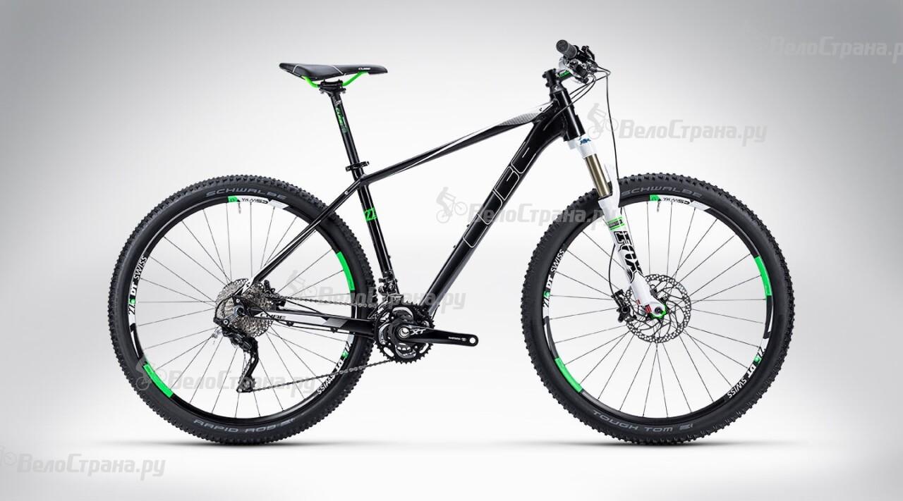 Велосипед Cube LTD SL 27.5 (2015)