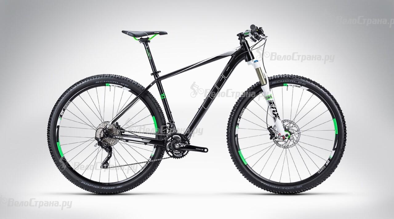 Велосипед Cube LTD SL 29 (2015)