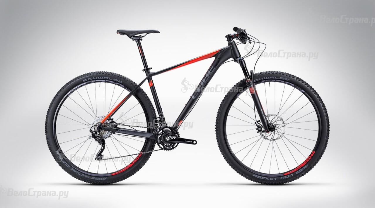Велосипед Cube Reaction HPA Pro 29 (2015) велосипед cube reaction hybrid hpa eagle 500 27 5 2017