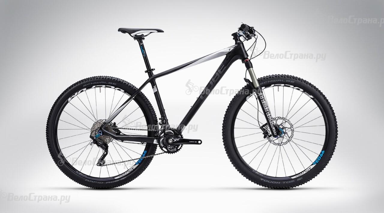 Велосипед Cube Reaction GTC Pro 27.5 (2015) велосипед cube reaction gtc pro 29 2014