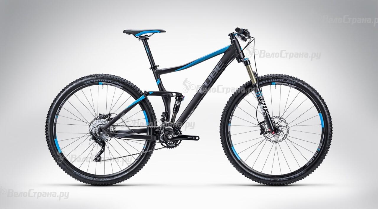 Велосипед Cube Stereo 120 HPA Race 29 (2015) велосипед cube stereo 160 hpa race 27 5 2015