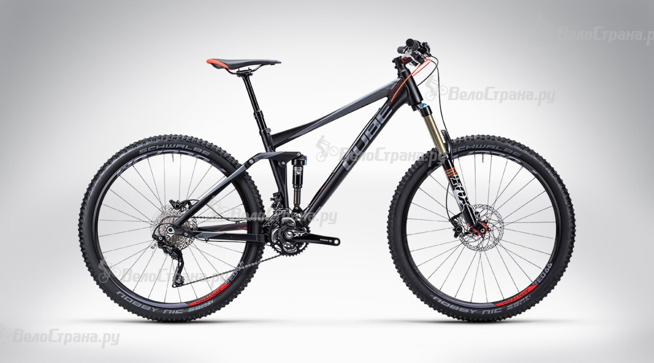 Велосипед Cube Stereo 140 HPA 27.5 (2015) велосипед cube stereo 140 hpa race 27 5 2015