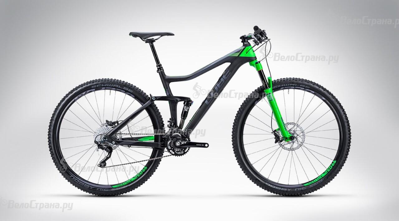 Велосипед Cube Stereo 120 HPC Pro 29 (2015) велосипед cube stereo 120 hpc pro 29 2015