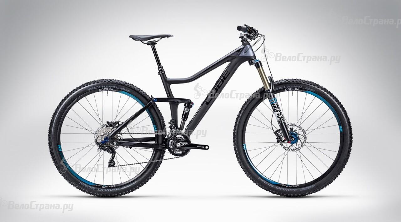 Велосипед Cube Stereo 140 HPC Pro 29 (2015) велосипед cube stereo 120 hpc pro 29 2015