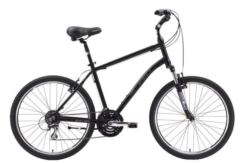 Купить Комфортный велосипед Smart City (2016)