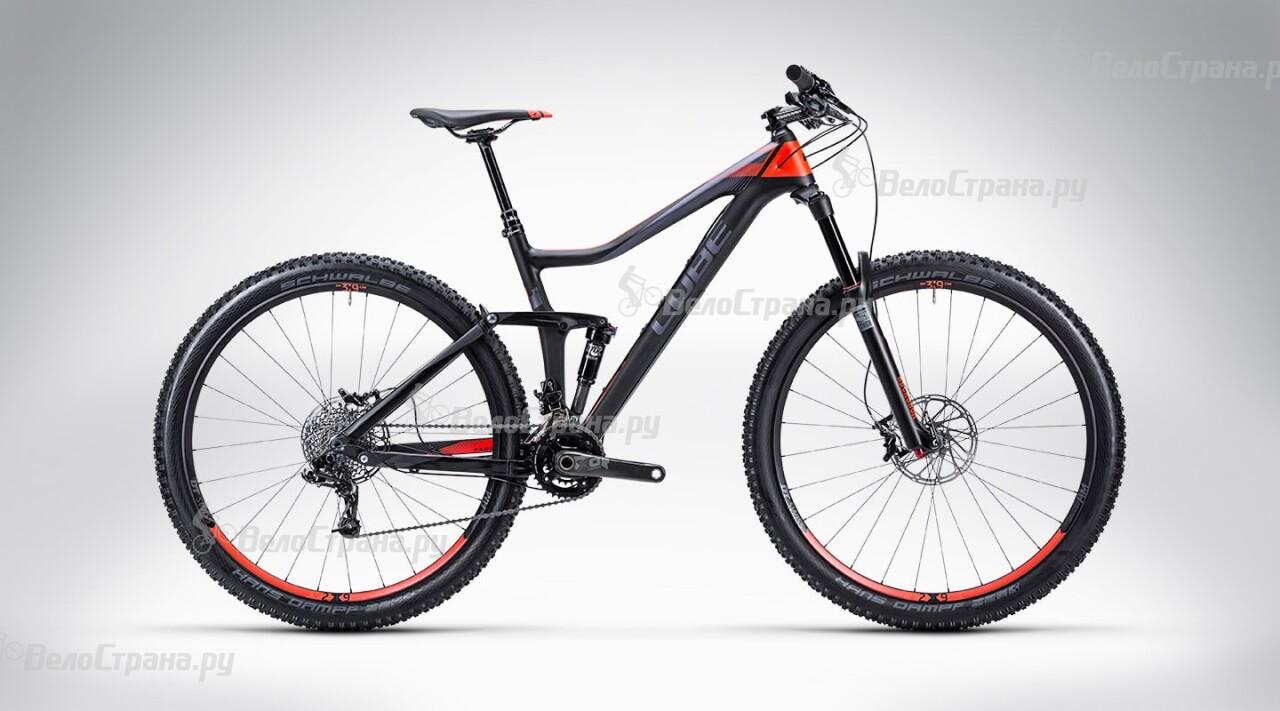 Велосипед Cube Stereo 140 HPC Race 29 (2015) велосипед cube stereo 120 hpc race 29 2015