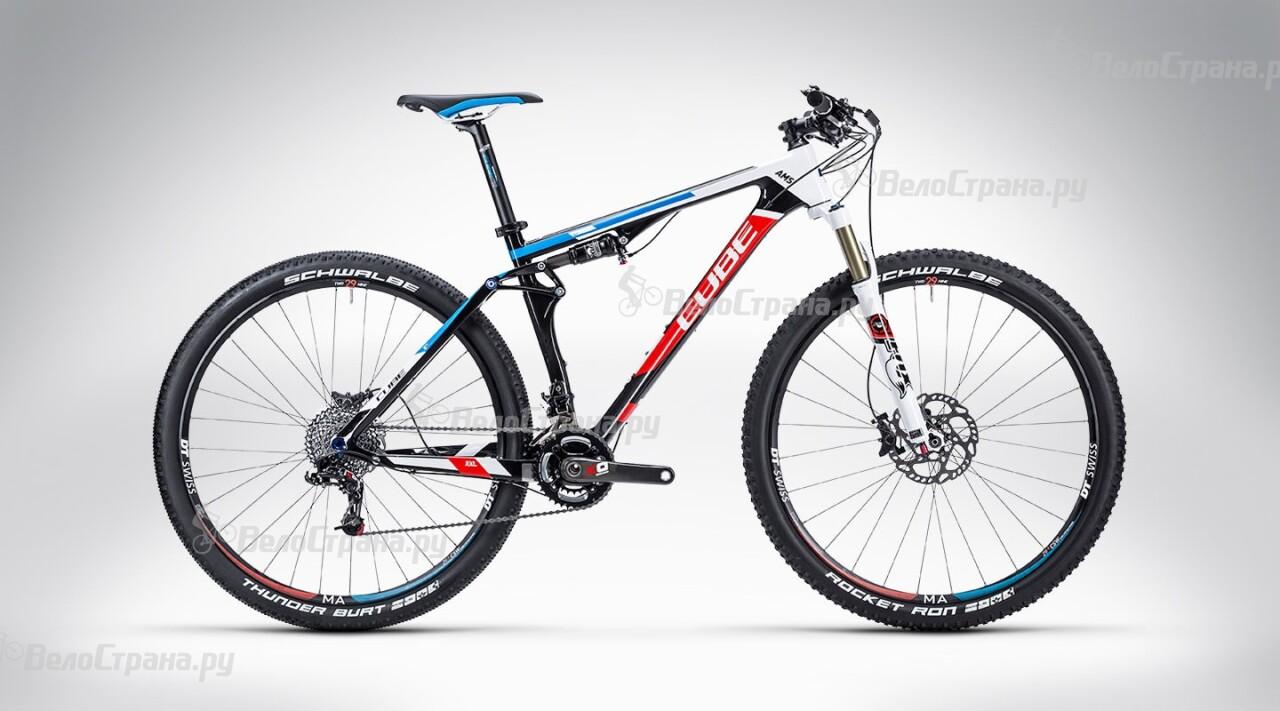 Велосипед Cube AMS 100 Super HPC SL 29 teamline (2015) велосипед cube ams 100 super hpc race 29 2014