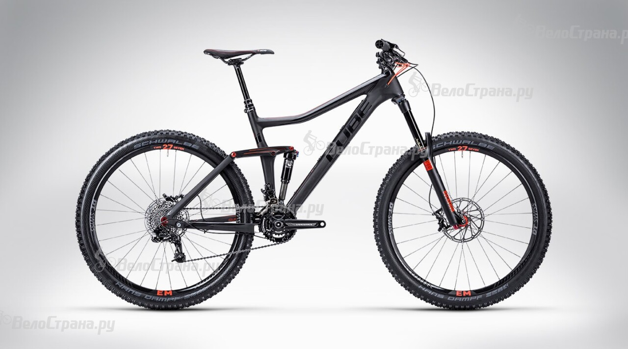 Велосипед Cube Stereo 160 Super HPC Race 27.5 (2015) велосипед cube stereo 120 hpc race 29 2015