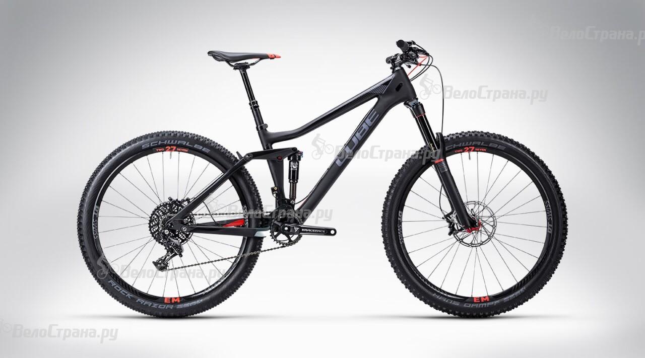 Велосипед Cube Stereo 140 Super HPC TM 27.5 (2015) велосипед cube stereo 140 super hpc slt 29 2015