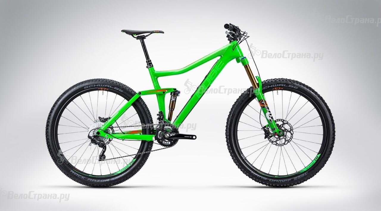 Велосипед Cube Stereo 160 Super HPC SL 27.5 (2015) велосипед cube stereo 160 super hpc sl 27 5 2015