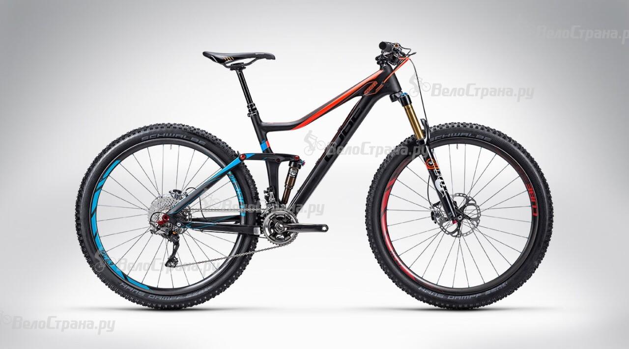 Велосипед Cube Stereo 140 Super HPC SLT 29 (2015) sol slt 011 02