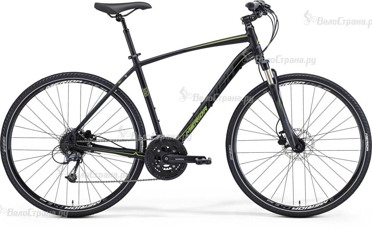Велосипед Merida CROSSWAY 300 (2015)