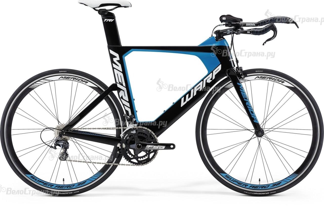 Велосипед Merida WARP TRI 3000 (2015)