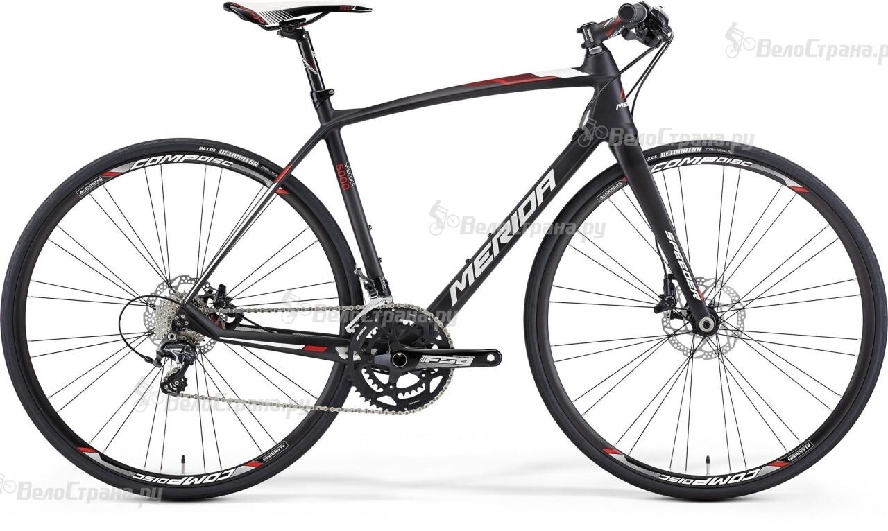 Велосипед Merida SPEEDER 5000 (2015)