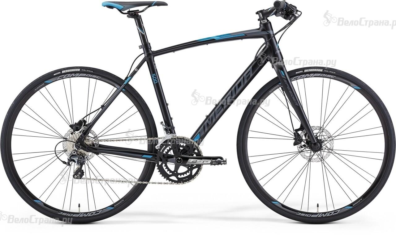 Велосипед Merida SPEEDER 500 (2015)