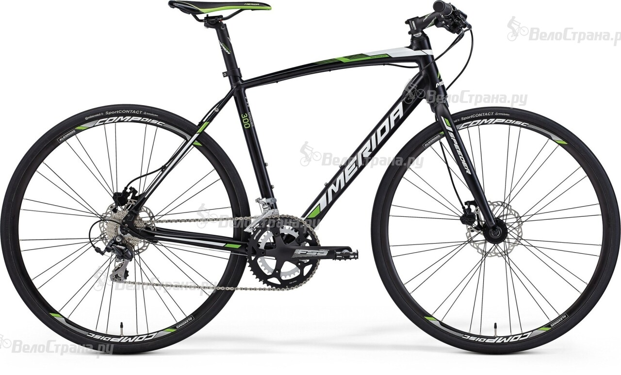 Велосипед Merida SPEEDER 300-D (2015)