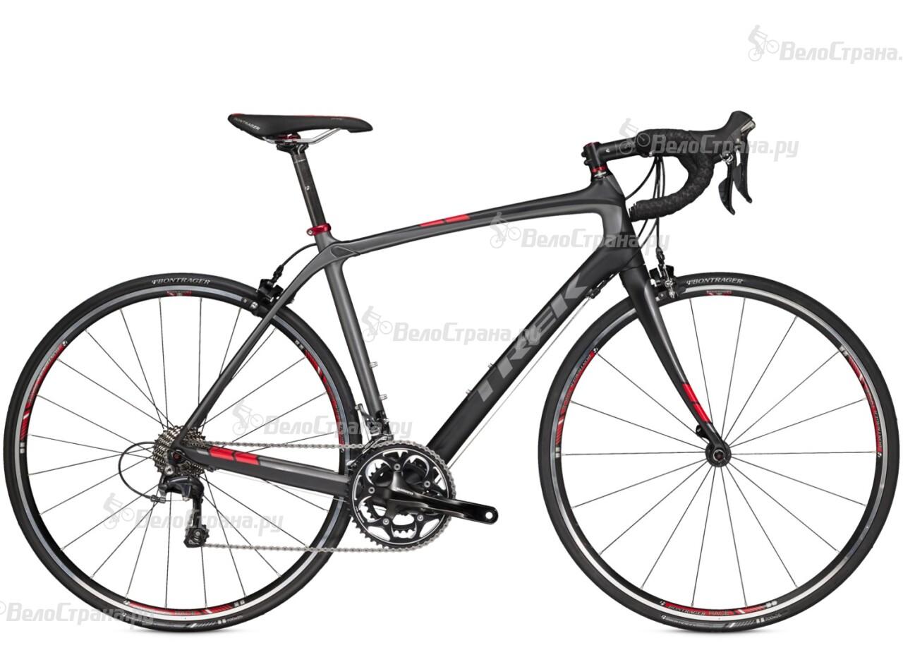 Велосипед Trek Domane 4.5 (2015) велосипед trek domane 4 5 2015