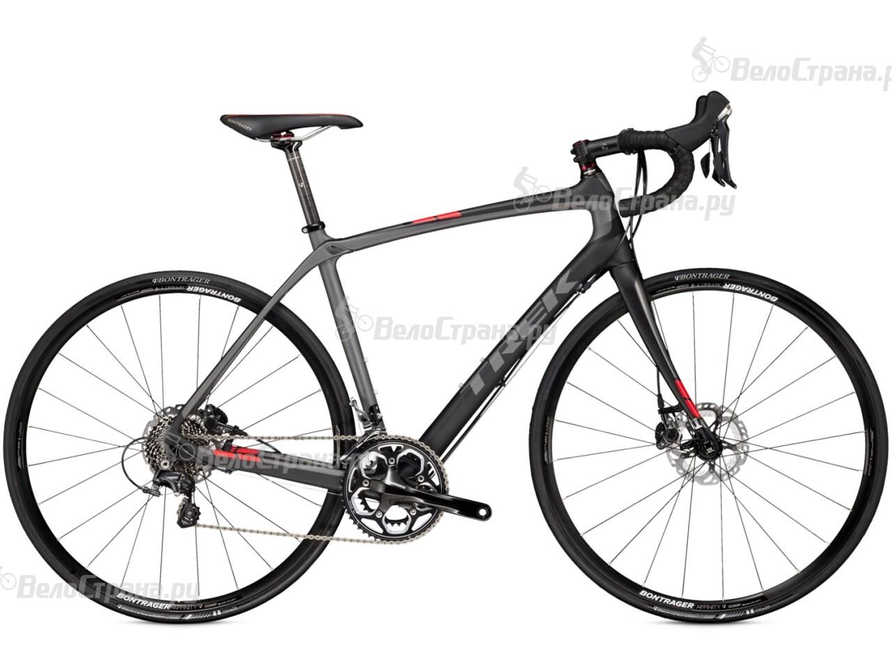 Велосипед Trek Domane 4.5 Disc (2015) велосипед trek domane 4 5 2015