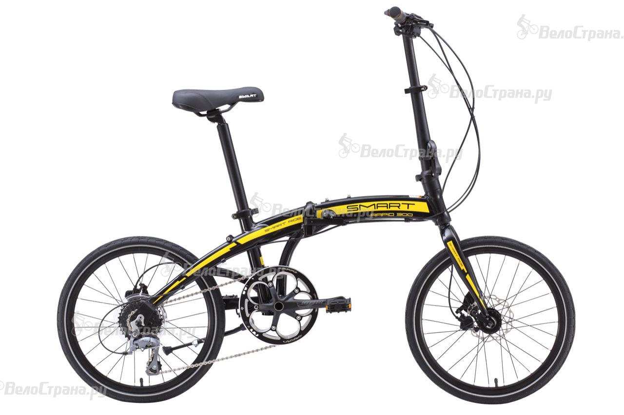 Велосипед Smart Rapid 300 (2016) велосипед author rapid 2016