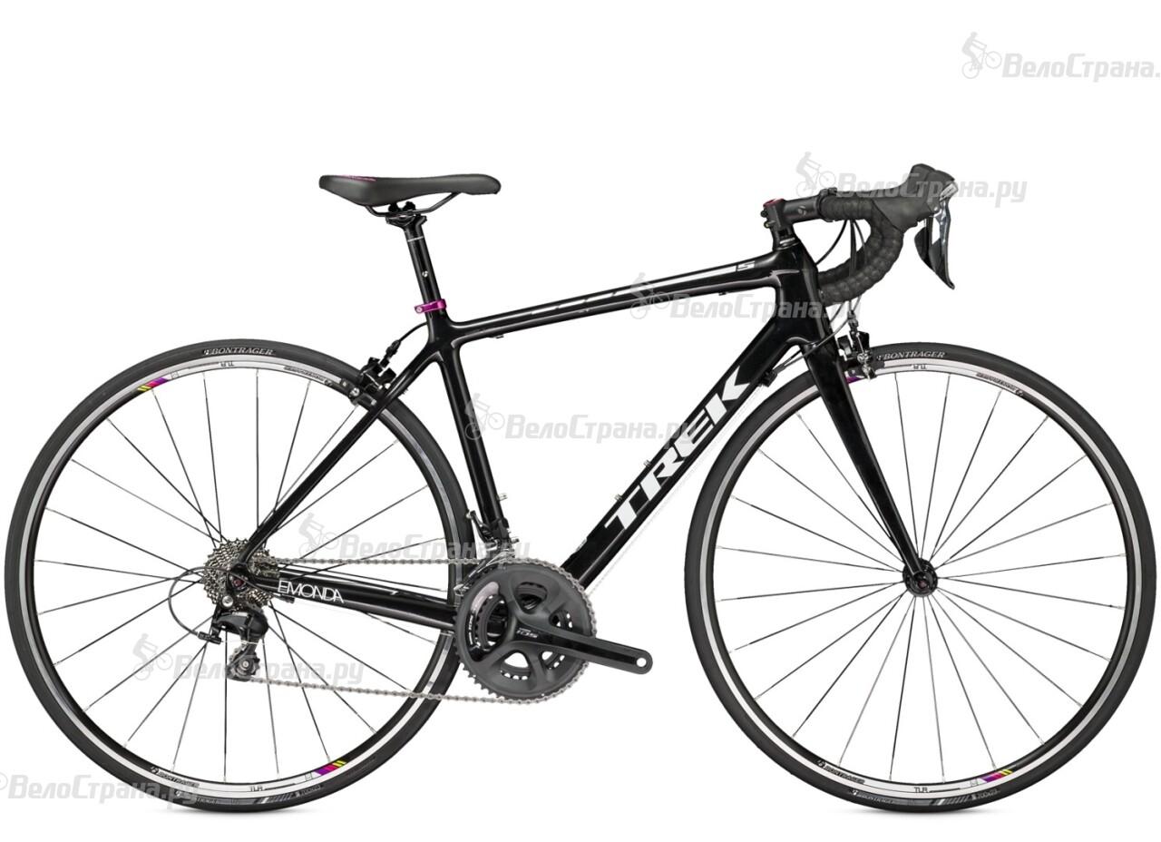 Велосипед Trek Emonda S 5 WSD (2015) велосипед trek lush s 27 5 2015