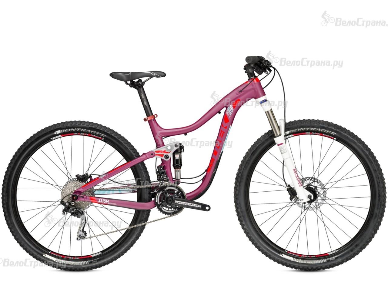 Велосипед Trek Lush 27.5 (2015) велосипед trek lush s 27 5 2015