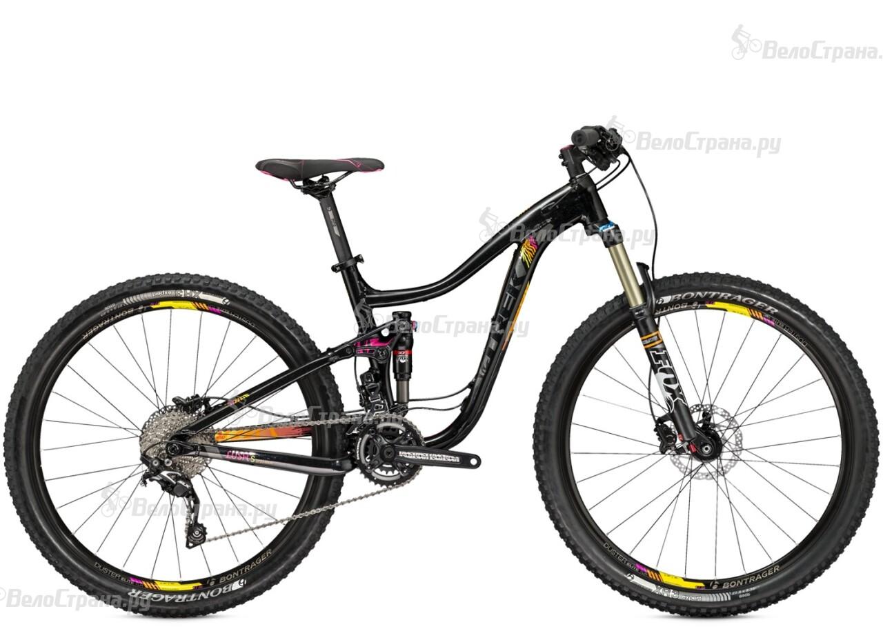Велосипед Trek Lush S 27.5 (2015) рюкзак caribee trek цвет черный 32 л