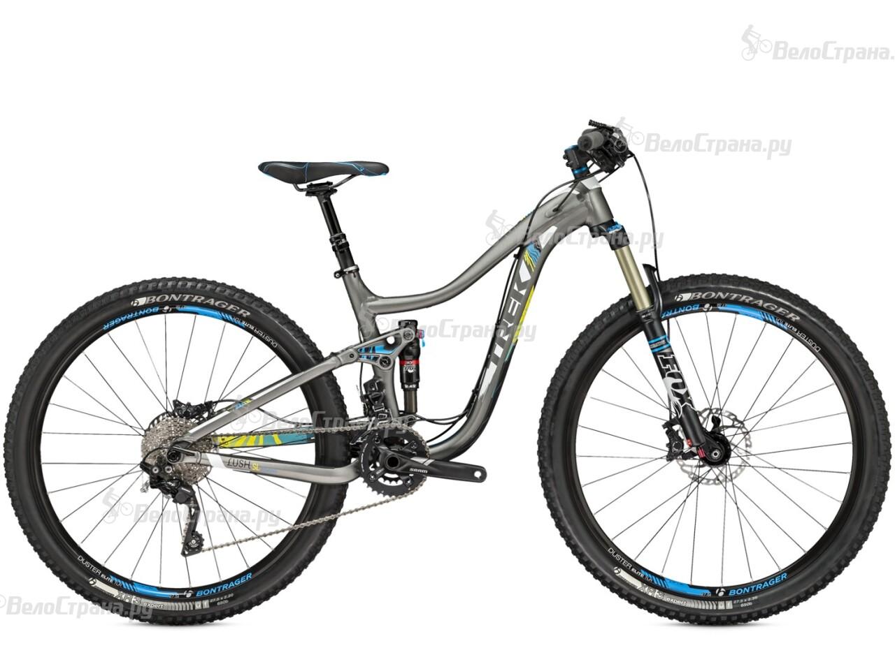 Велосипед Trek Lush SL 27.5 (2015) велосипед trek lush s 27 5 2015