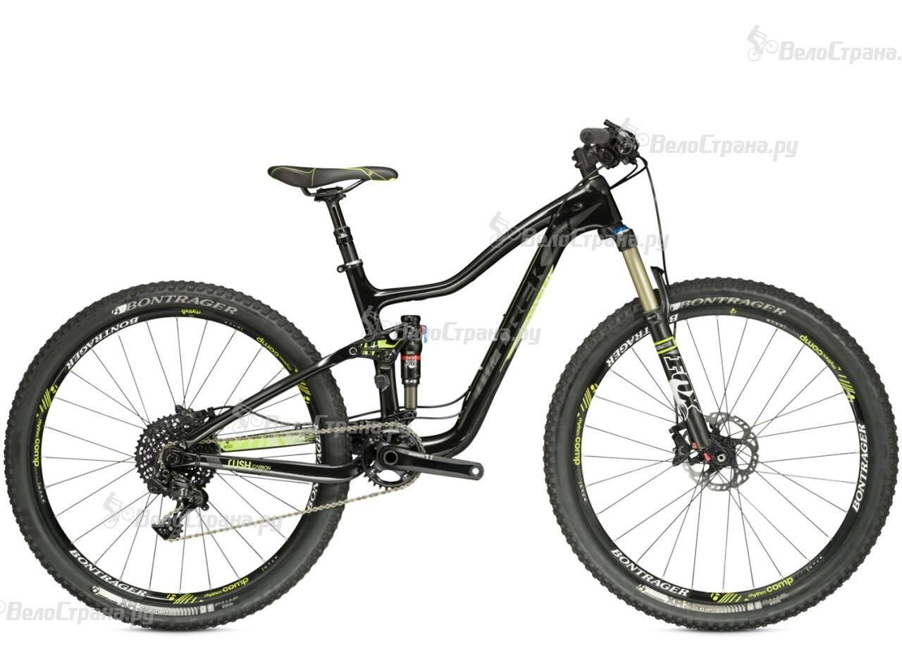 Велосипед Trek Lush Carbon 27.5 (2015) велосипед trek lush s 27 5 2015