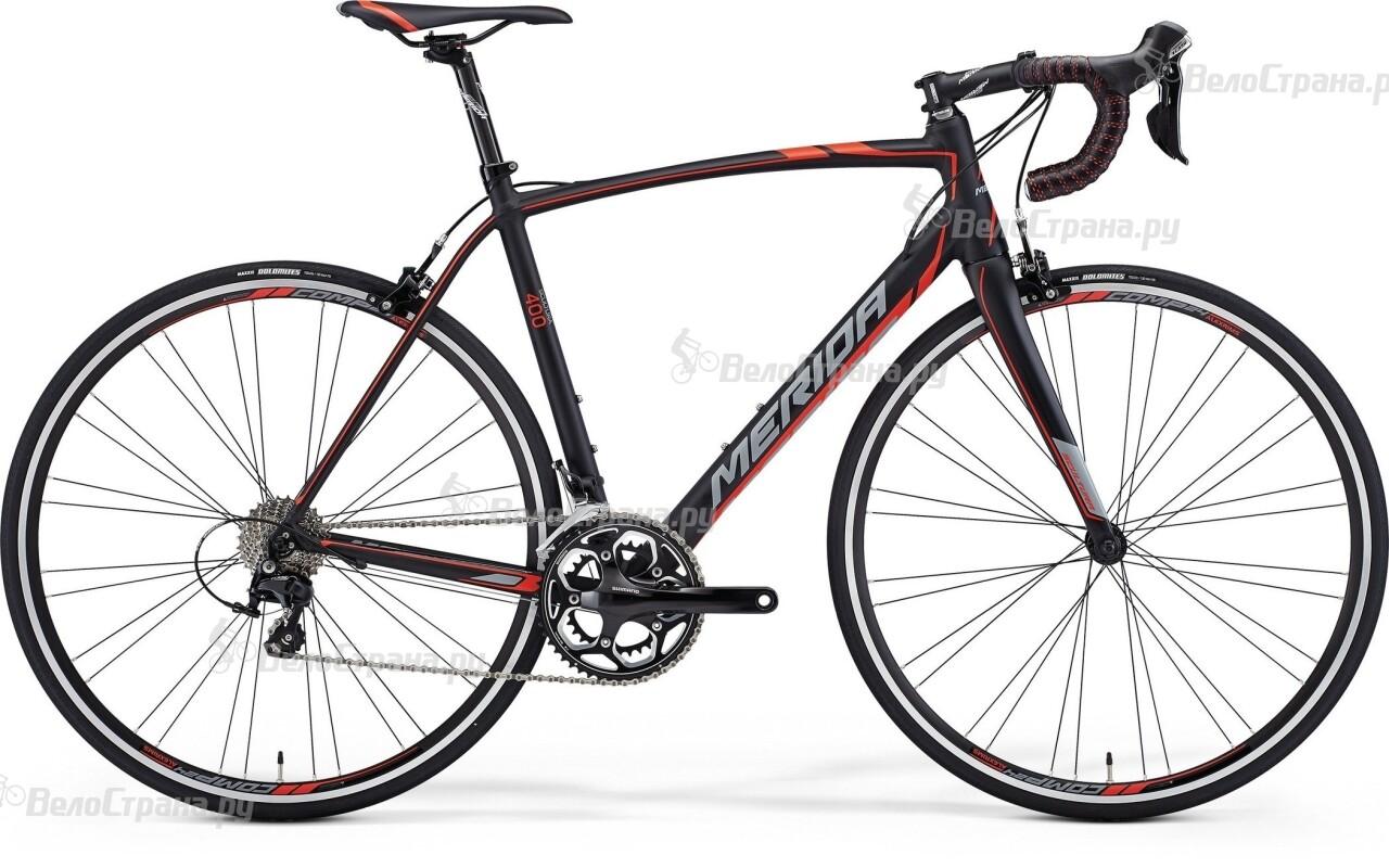 Велосипед Merida SCULTURA 400 (2015)