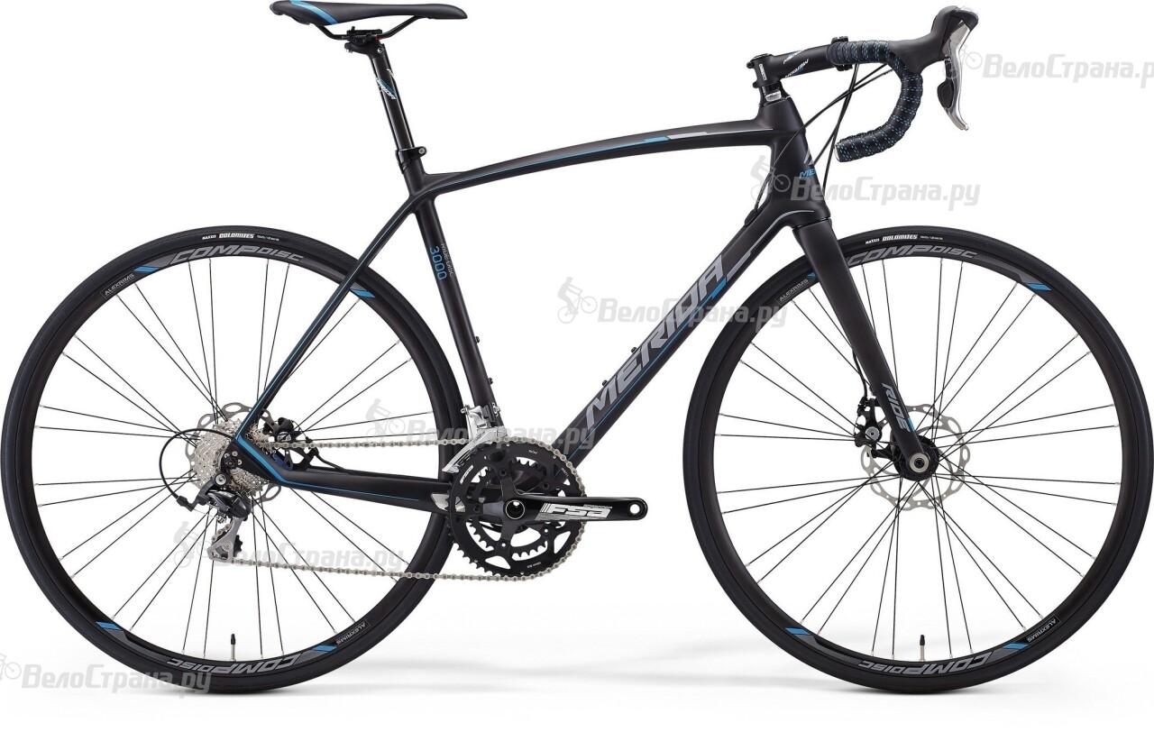 Велосипед Merida RIDE DISC 3000 (2015) велосипед merida ride disc adventure cf 2017