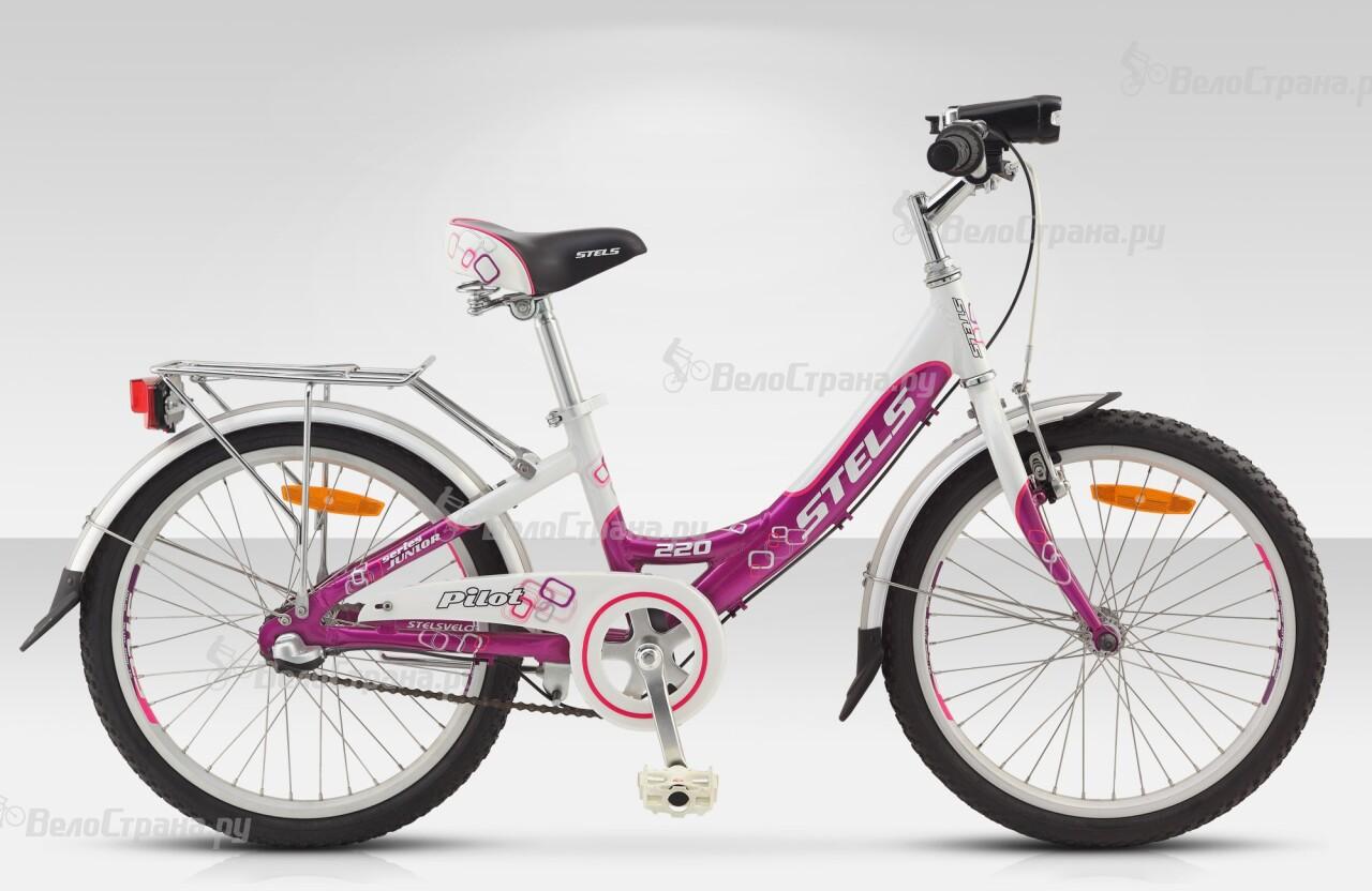 Велосипед Stels Pilot 220 Girl (2014) велосипед stels pilot 240 girl 3sp 2016