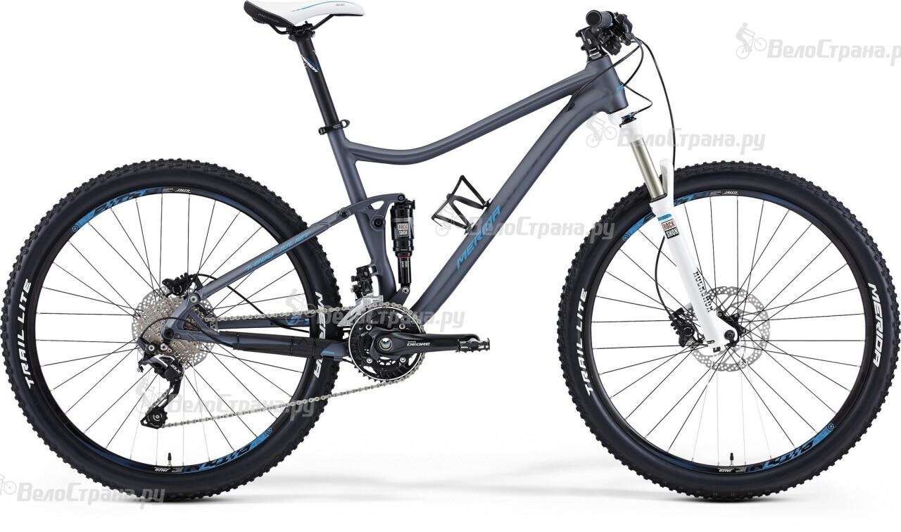 Велосипед Merida ONE-TWENTY 7. 600 JULIET (2015) велосипед merida one twenty 7 800 2015