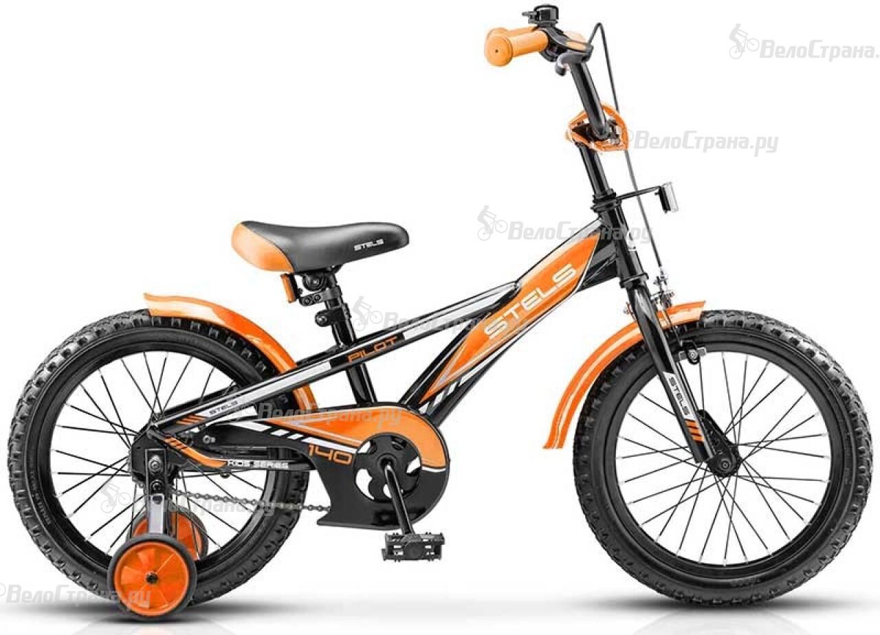 Велосипед Stels Pilot 140 18 (2016) велосипед stels navigator 310 2016