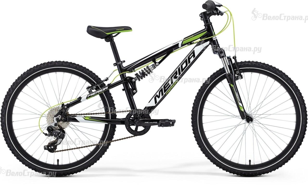 Велосипед Merida MATTS J24 SUS (2015) merida matts 40 v 2013