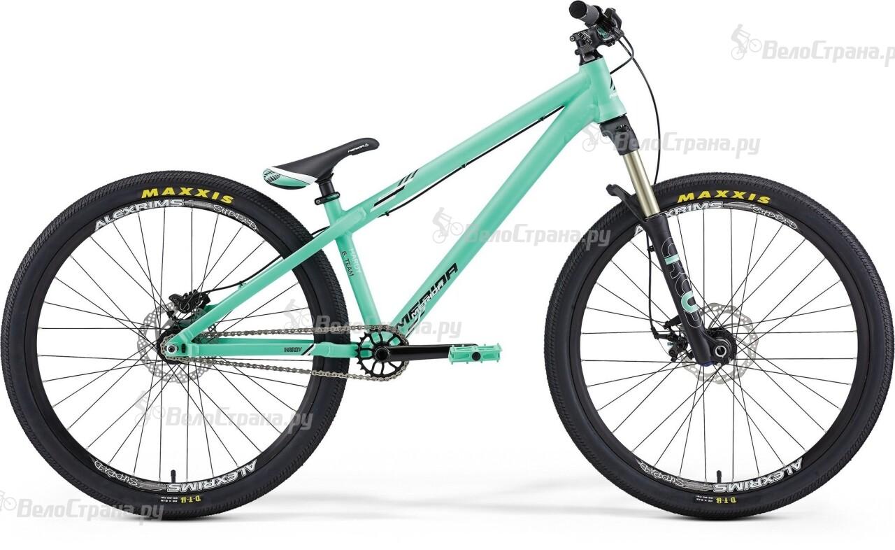 Велосипед Merida HARDY 6. TEAM (2015)