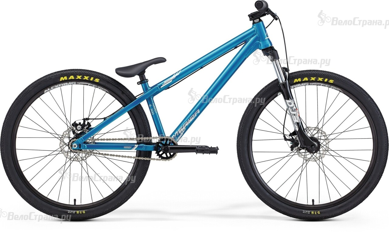 Велосипед Merida HARDY 6. 300 (2015)