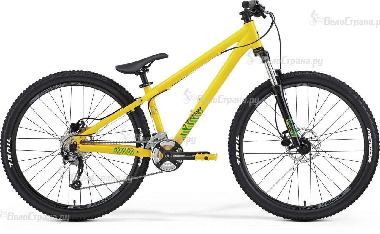 Велосипед Merida HARDY 6. 100 (2015)