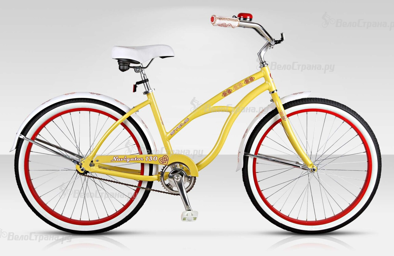 Велосипед Stels Navigator 130 1sp Lady (2015) велосипед stels navigator 150 1sp 2016