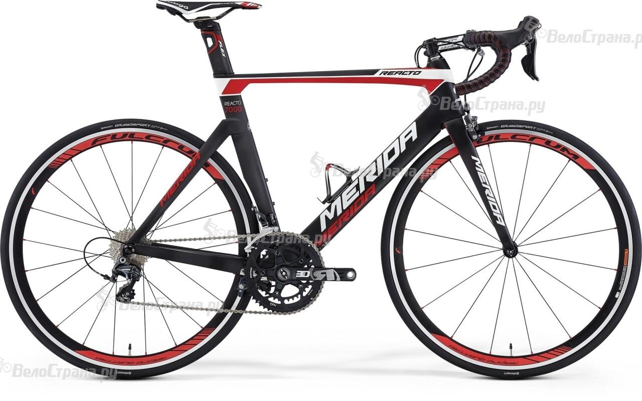 Велосипед Merida REACTO 7000 (2015)
