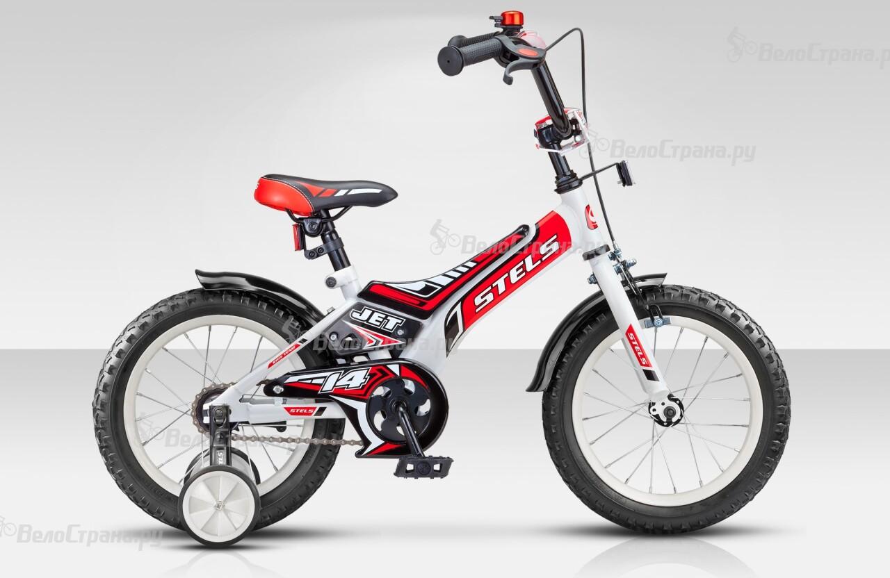 Велосипед Stels Jet 18 (2014) stels jet 16 16