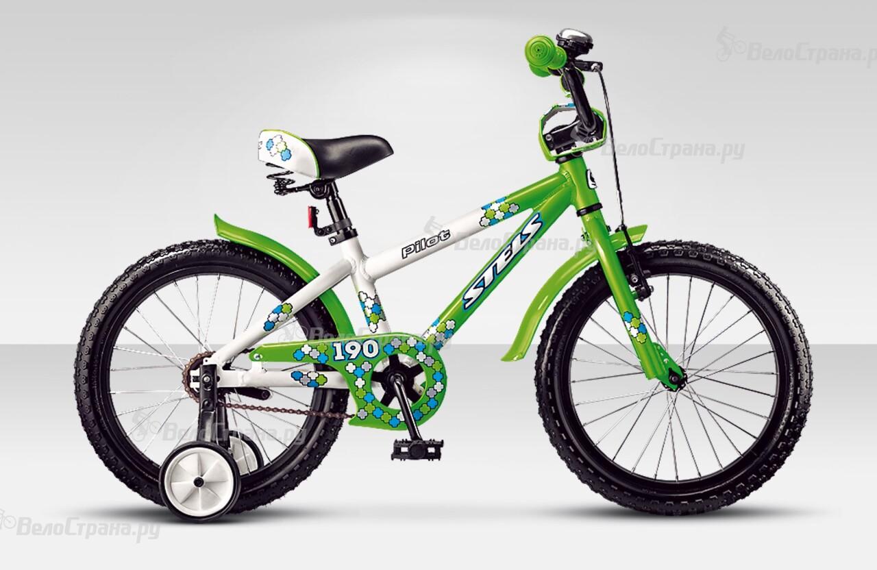 Велосипед Stels Pilot 190 18 (2014) велосипед stels pilot 190 18 2015