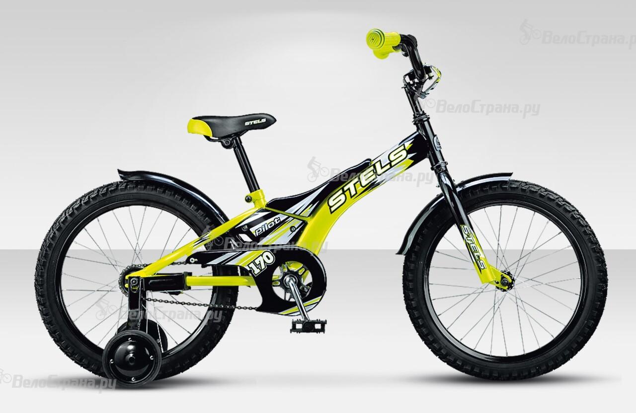 Велосипед Stels Pilot 170 20 (2014) велосипед stels pilot 170 16 2016