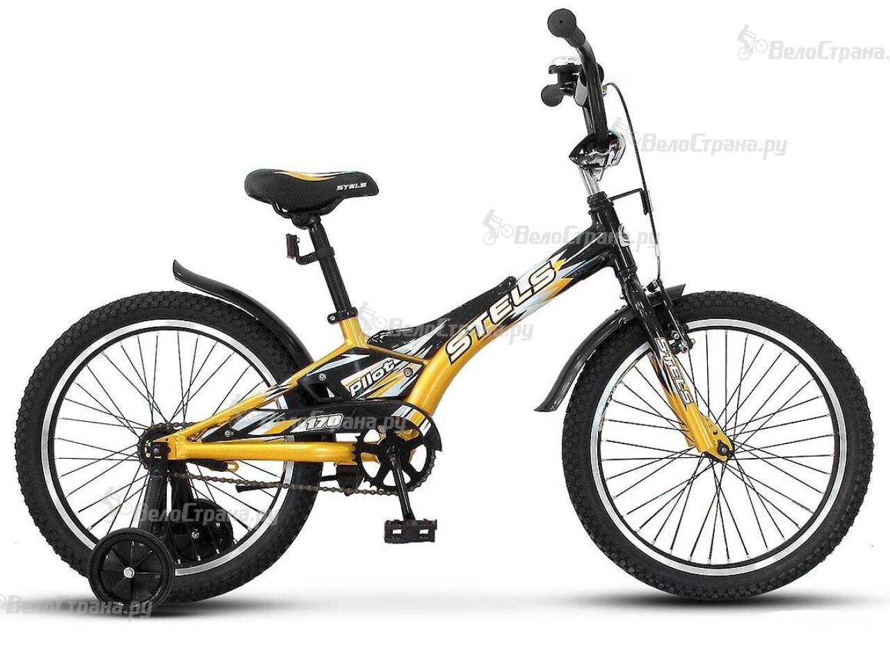 Велосипед Stels Pilot 170 18 (2015) велосипед stels pilot 170 20 2015