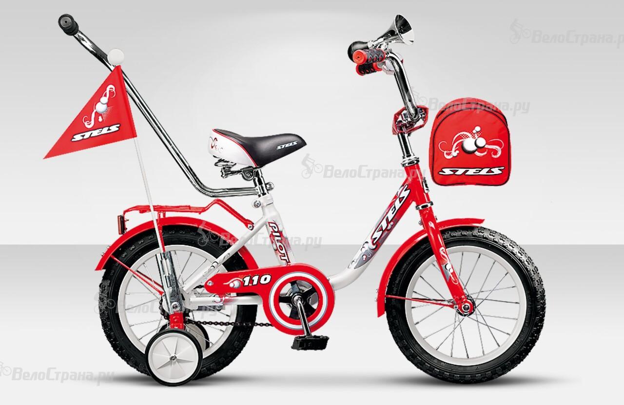 Велосипед Stels Pilot 110 14 (2014) велосипед stels pilot 170 14 2014